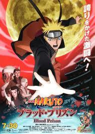 Naruto Shippuden Blood Prison