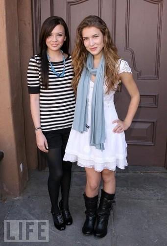 Nathalia and Malese