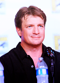 Nathan Fillion Comic Con 2012