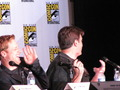Nathan Fillion and Firefly Cast at Comic Con 2012 - nathan-fillion photo