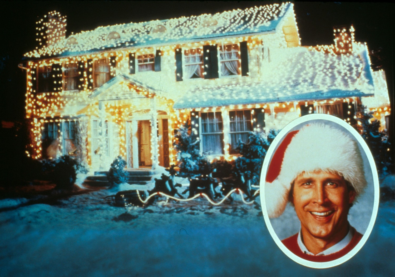 christmas vacation It's widely considered to be the ultimate christmas holiday classic national  lampoon's christmas vacation was the third instalment of the.