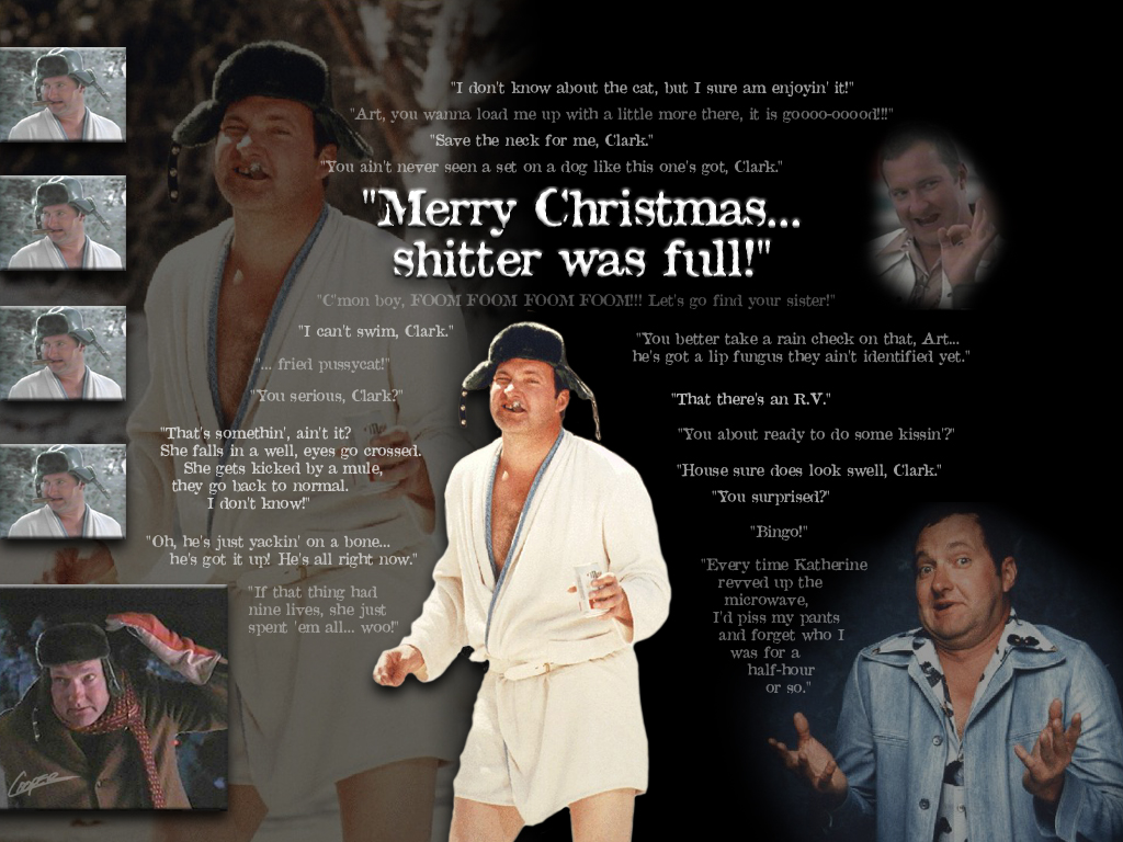 Randy Quaid Christmas Vacation.National Lampoon S Christmas Vacation National Lampoons