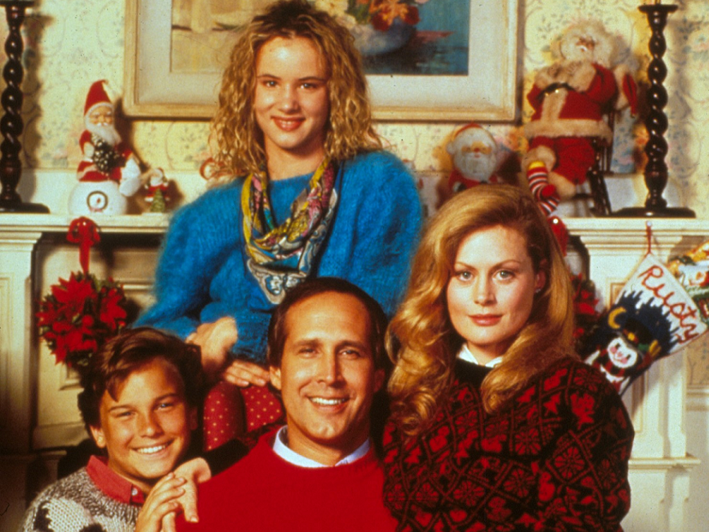 Chevy Chase Christmas Vacation.National Lampoons Christmas Vacation Chevy Chase Fanclub