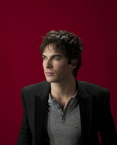 Damon Salvatore wallpaper containing a business suit, a suit, and a three piece suit titled Nazanin_Damon