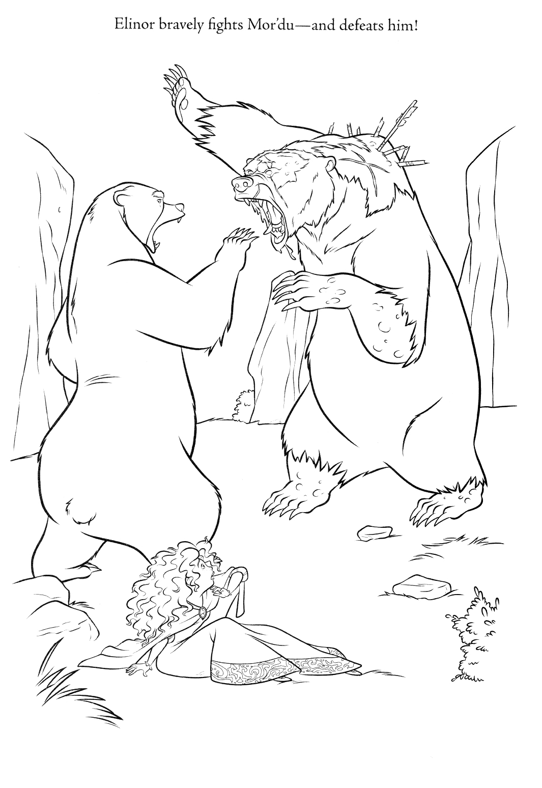 Brave images New Brave Coloring Pages (Spoiler) HD wallpaper and ...