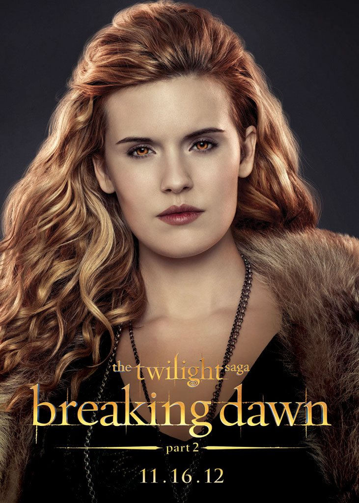 New Breaking Dawn Part 2 Posters