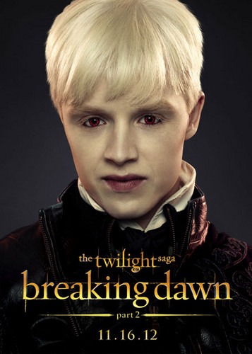 "New ""Breaking Dawn - Part 2"" promotional posters! {Vladimir}"