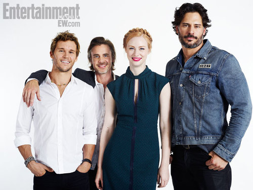 New EW photoshoot - True Blood Photo (31497501) - Fanpop