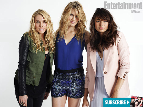 New Entertainment Weekly portraits of the BD Part 2 cast por Michael Muller.