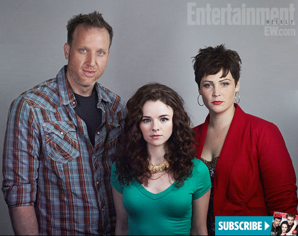 New Entertainment Weekly portraits of the BD Part 2 cast oleh Michael Muller.