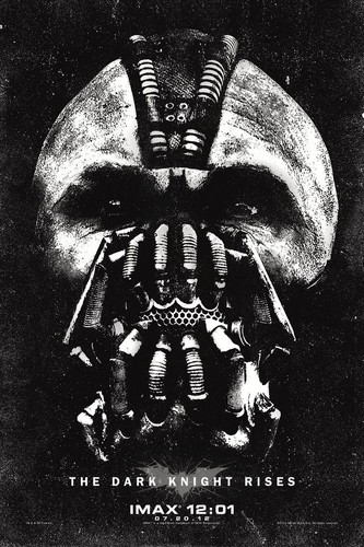 New The Dark Knight Rises Poster