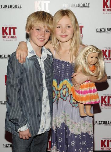 """New York Premiere Of """"Kit Kittredge: An American Girl"""""""