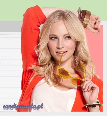 "New promotional photoshoot of Candice for ""Dating Rules from my Future Self"". - candice-accola Photo"
