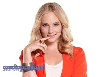 "New promotional photoshoot of Candice for ""Dating Rules from my Future Self""."