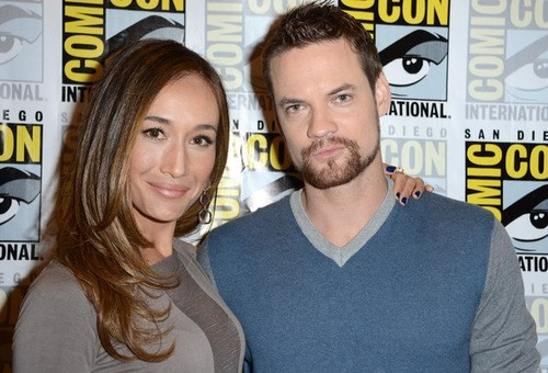 Nikita cast at Comic Con 2012