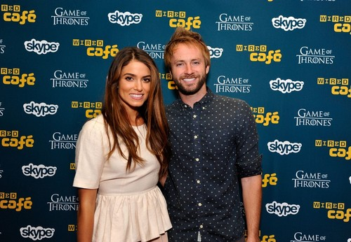 Nikki at WIRED cafe during the San Diego Comic Con 2012. {13/07/12} - nikki-reed Photo