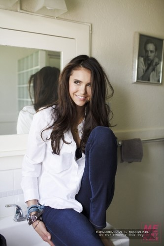 Nina Dobrev Esquire Magazine 2012