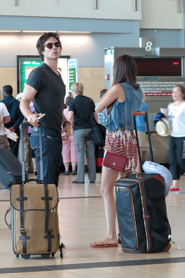 Nina and Ian arrive in San Diego