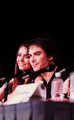 Nina at Comic Con 2012
