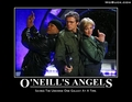 O'Neill's Angels - stargate-sg-1 photo