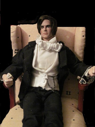 OOAK Cal Hockley (Titanic) doll