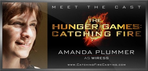 Official: Amanda Plummer as Wiress