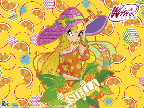 Official 壁紙 2012 Stella Frutty