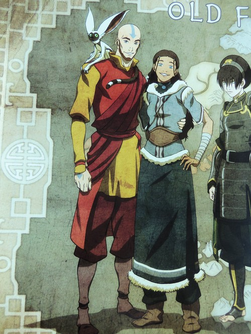 old friends avatar the legend of korra photo 31466109