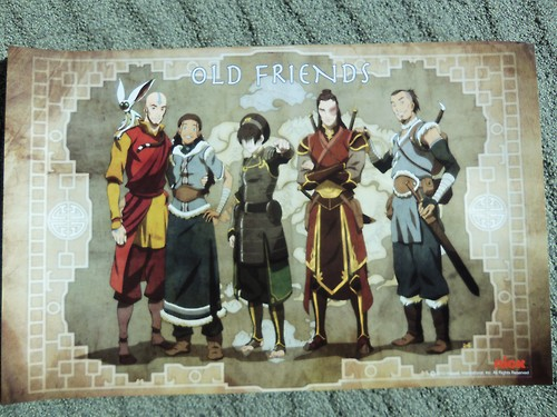 Old Friends - avatar-the-legend-of-korra Photo