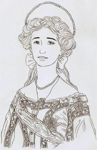 Olga Drawing
