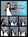 Operation CUTE- Pg 1 - penguins-of-madagascar fan art