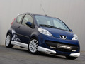 PEUGEOT 107 BY MUSKETIER - peugeot wallpaper