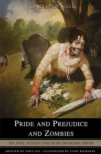 PPZ graphic Novel
