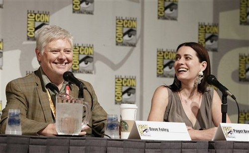 Paget at Comic Con
