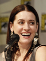 Paget at Comic Con - paget-brewster photo