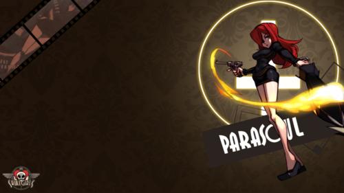 Parasoul PSP theme
