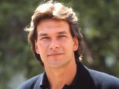 Patrick Swayze wallpaper possibly containing a portrait called Patrick Swayze