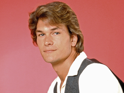 Patrick Swayze wallpaper containing a portrait called Patrick Swayze