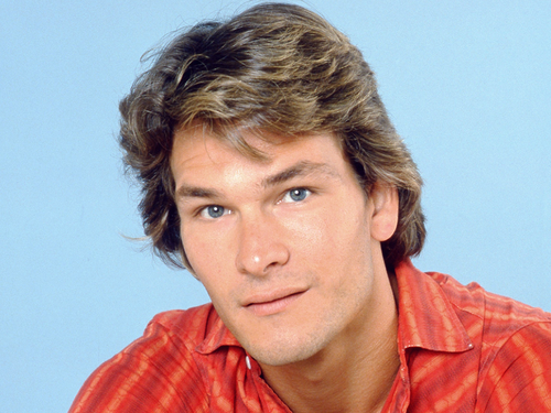 Patrick Swayze Hintergrund with a portrait called Patrick Swayze