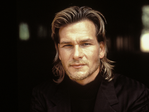 Patrick Swayze wallpaper probably containing a portrait entitled Patrick Swayze
