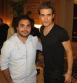 Paul Wesley at Comic Con - Maxim, FX, and Fox Home Entertainment Party (July 13th, 2012)