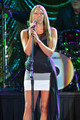 Perfoming at the 60th Annual BMI Pop Awards [May 14]