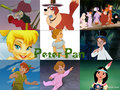 Peter Pan Collage