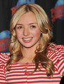 Peyton List Visits Planet Hollywood