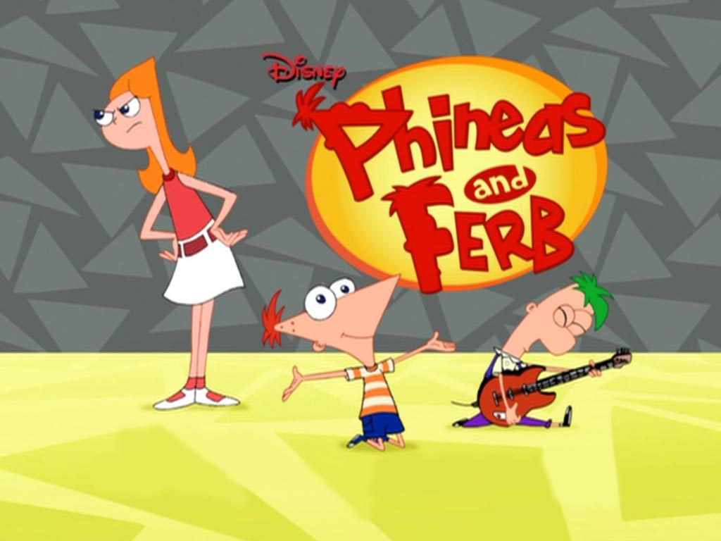 phineas and erb