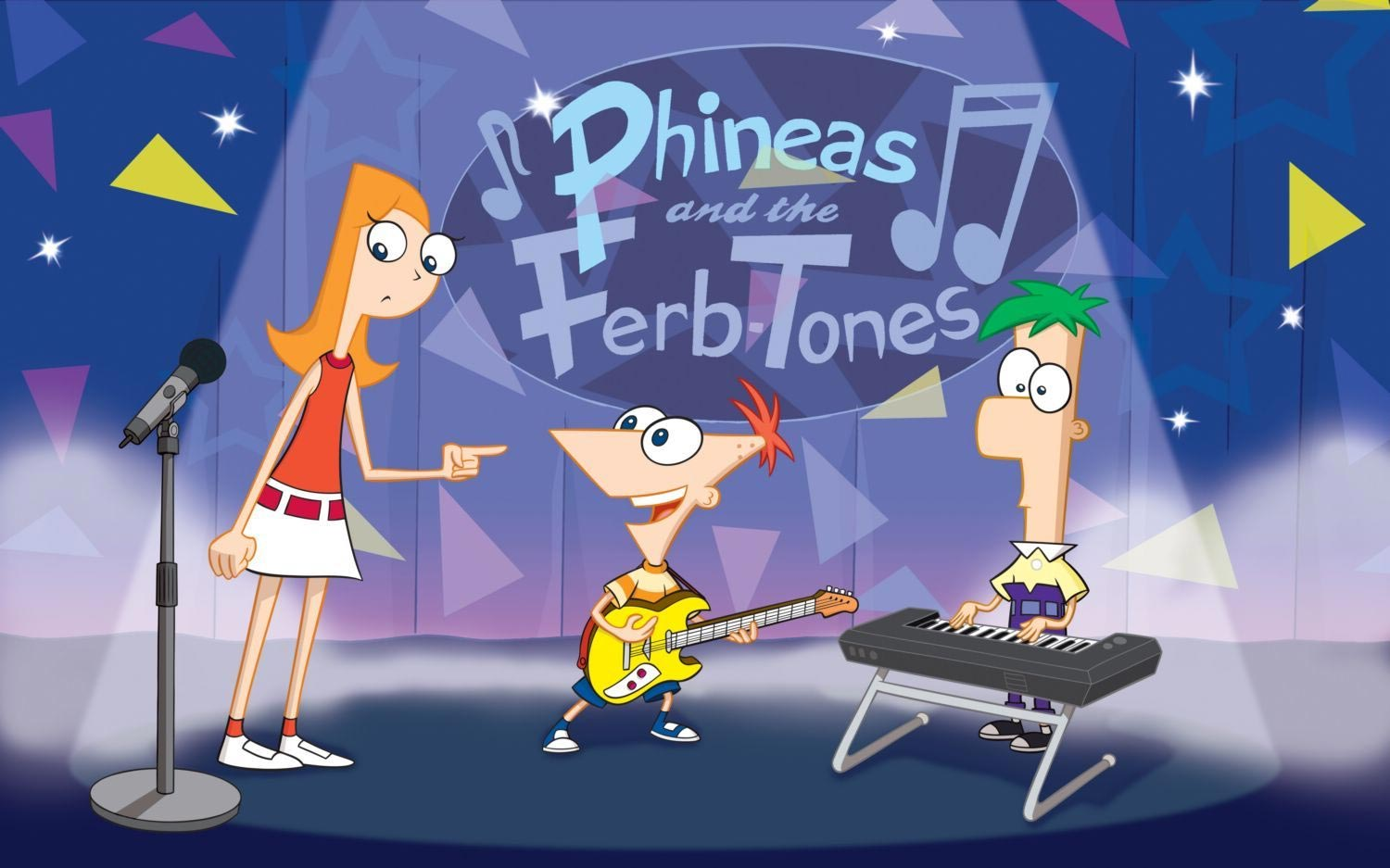 Phineas And Ferb Phineas   Ferb