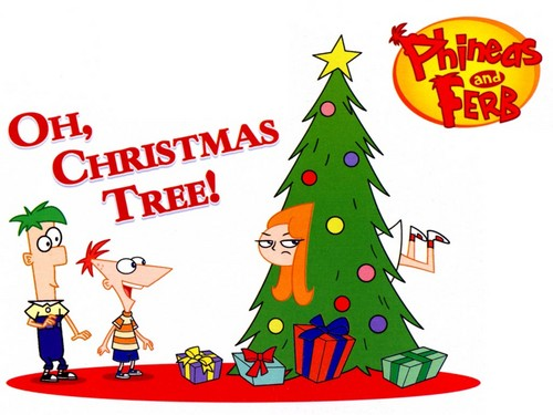 Phineas and Ferb Christmas
