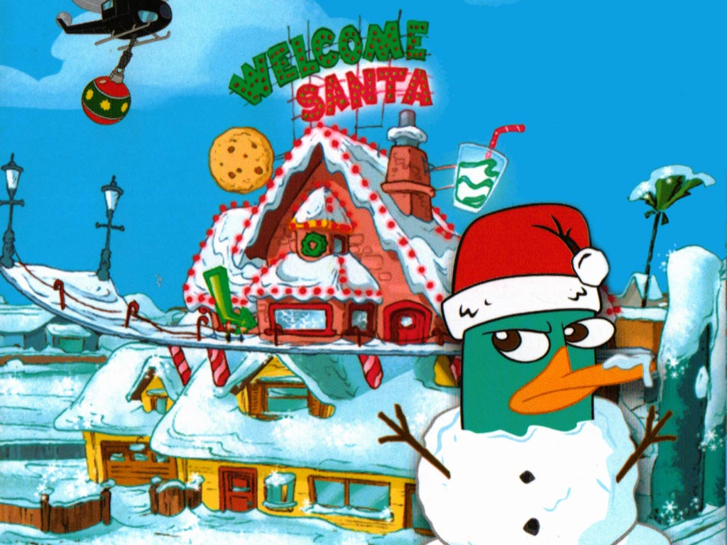 Phineas and Ferb Phineas and Ferb Christmas