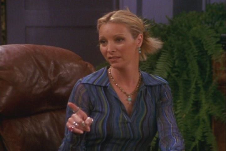 phoebe buffay how tall