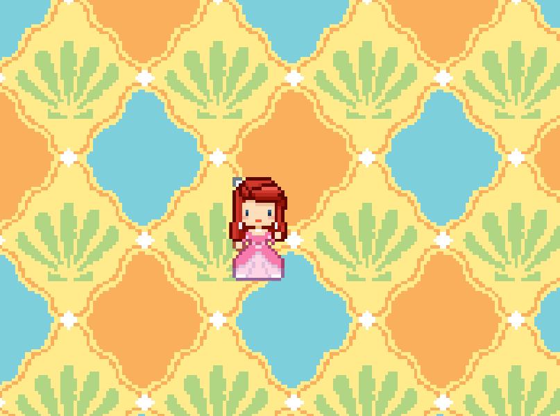 Pixel Ariel Princesses Disney Fan Art 31491224 Fanpop
